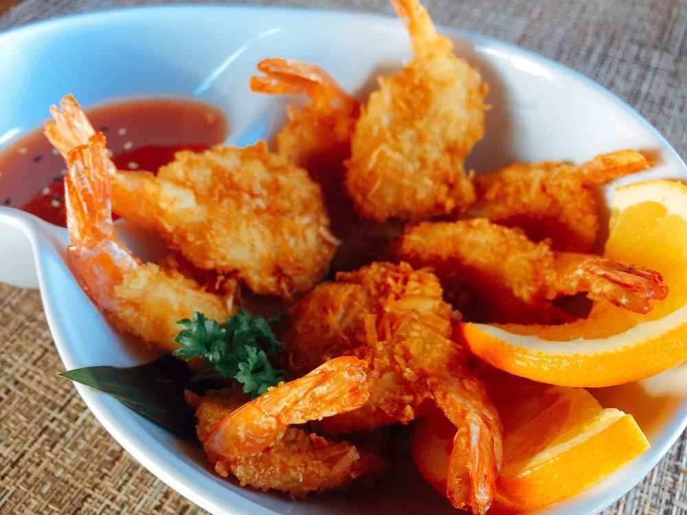 Coconut Shrimps (8 Pcs)