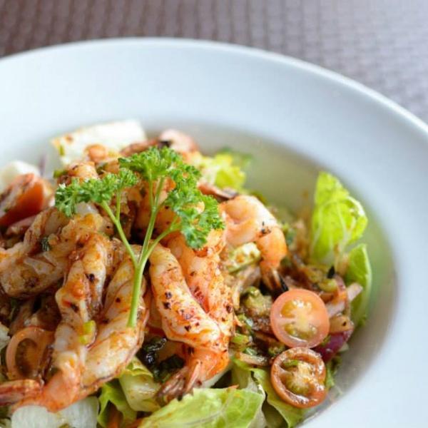 Dancing Shrimp Salad