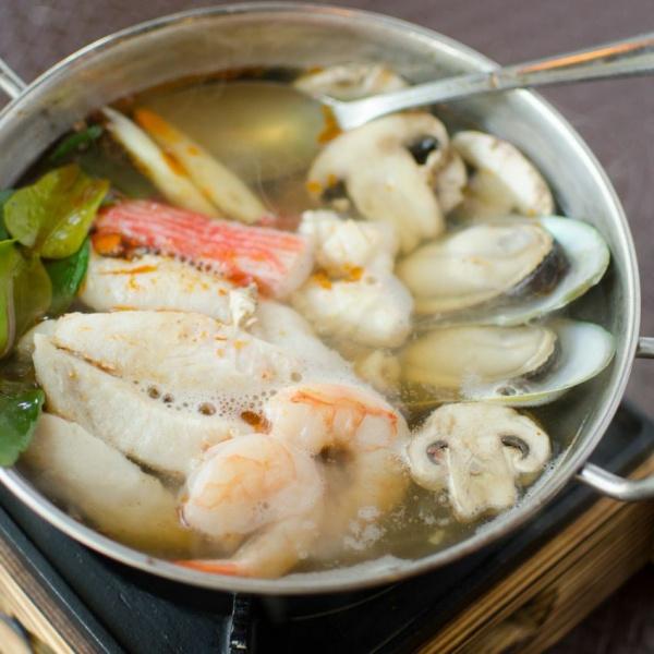 Andaman Sea Soup