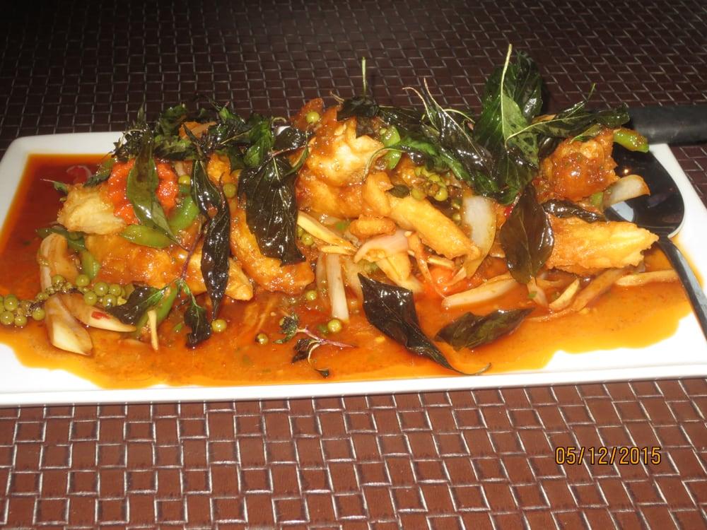 Spice Herb Catfish