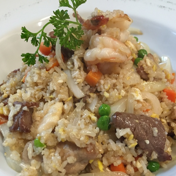 Re-Union Fried Rice