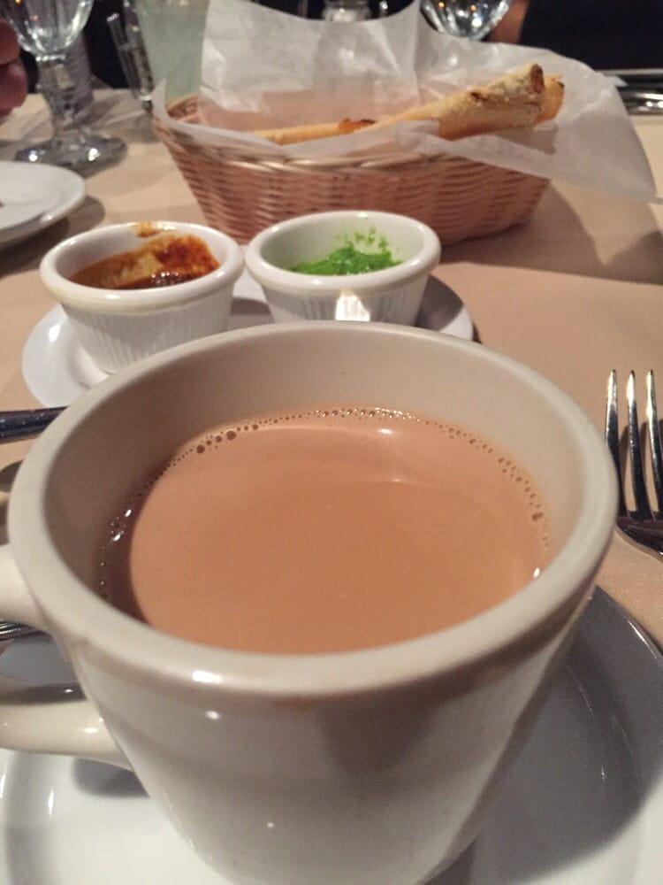 Hot Indian Milk Tea