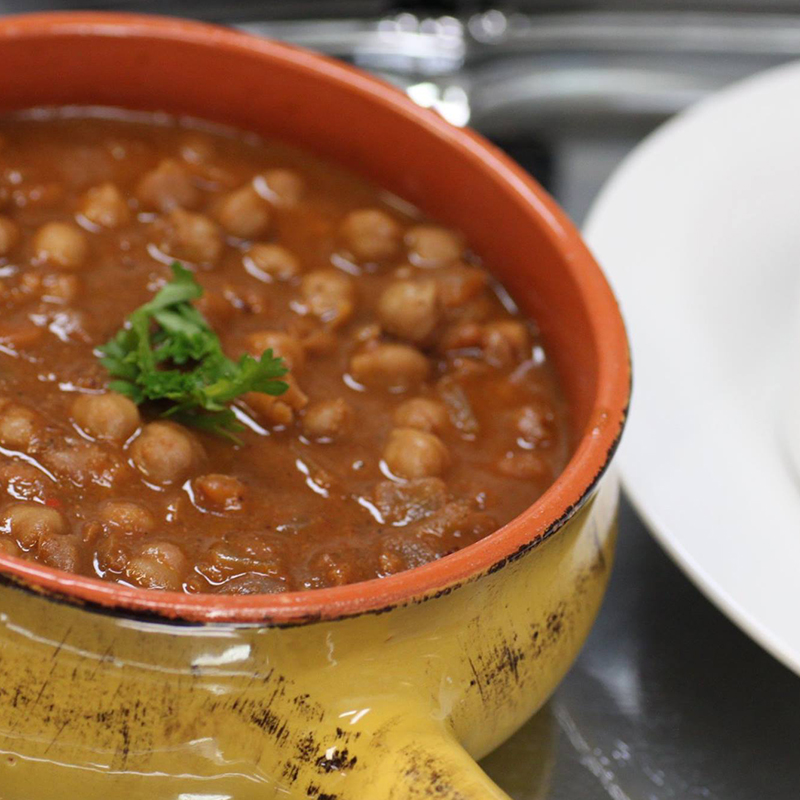 Channa Masala (Vegan)