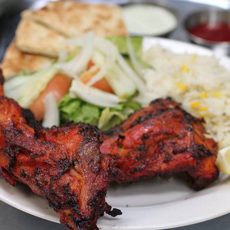 Chicken Tandoori (Tikka) 2 Pcs