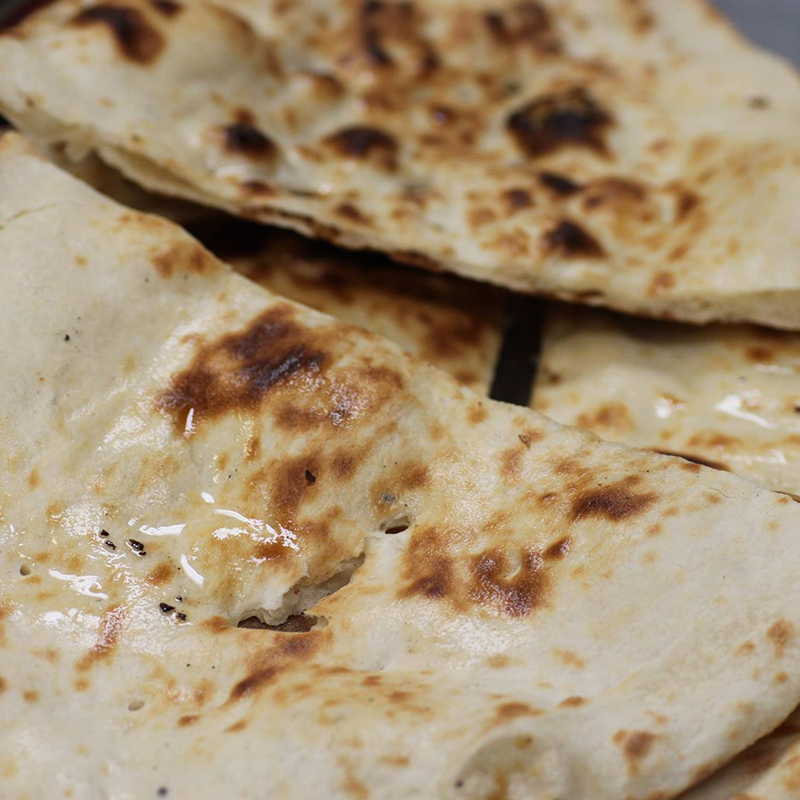 Butter Naan (1 pc)