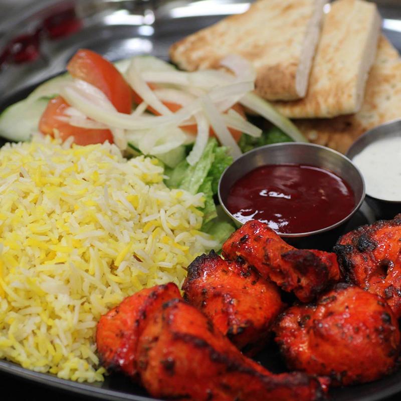 Chicken Boti (Tandoori Kabob) a La Carte