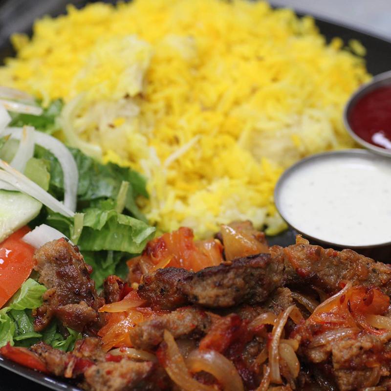Shawarma a La Carte (Lamb)