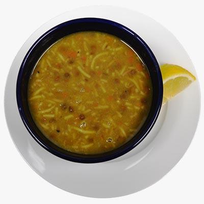 2. Lentil Soup