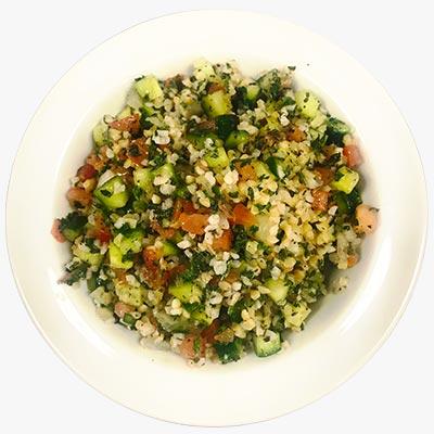 8. Tabbouleh Salad