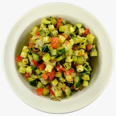 9. Shirazi Salad