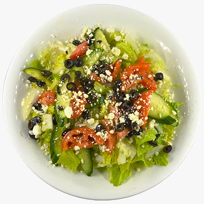 12. Greek Salad