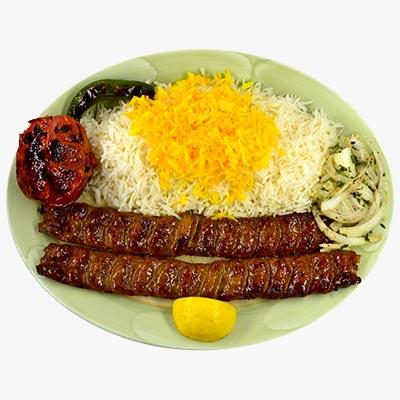 18. Beef Koobideh