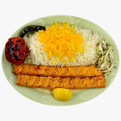 19. Chicken Koobideh