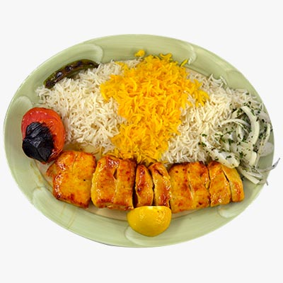 23. Chicken Kabob