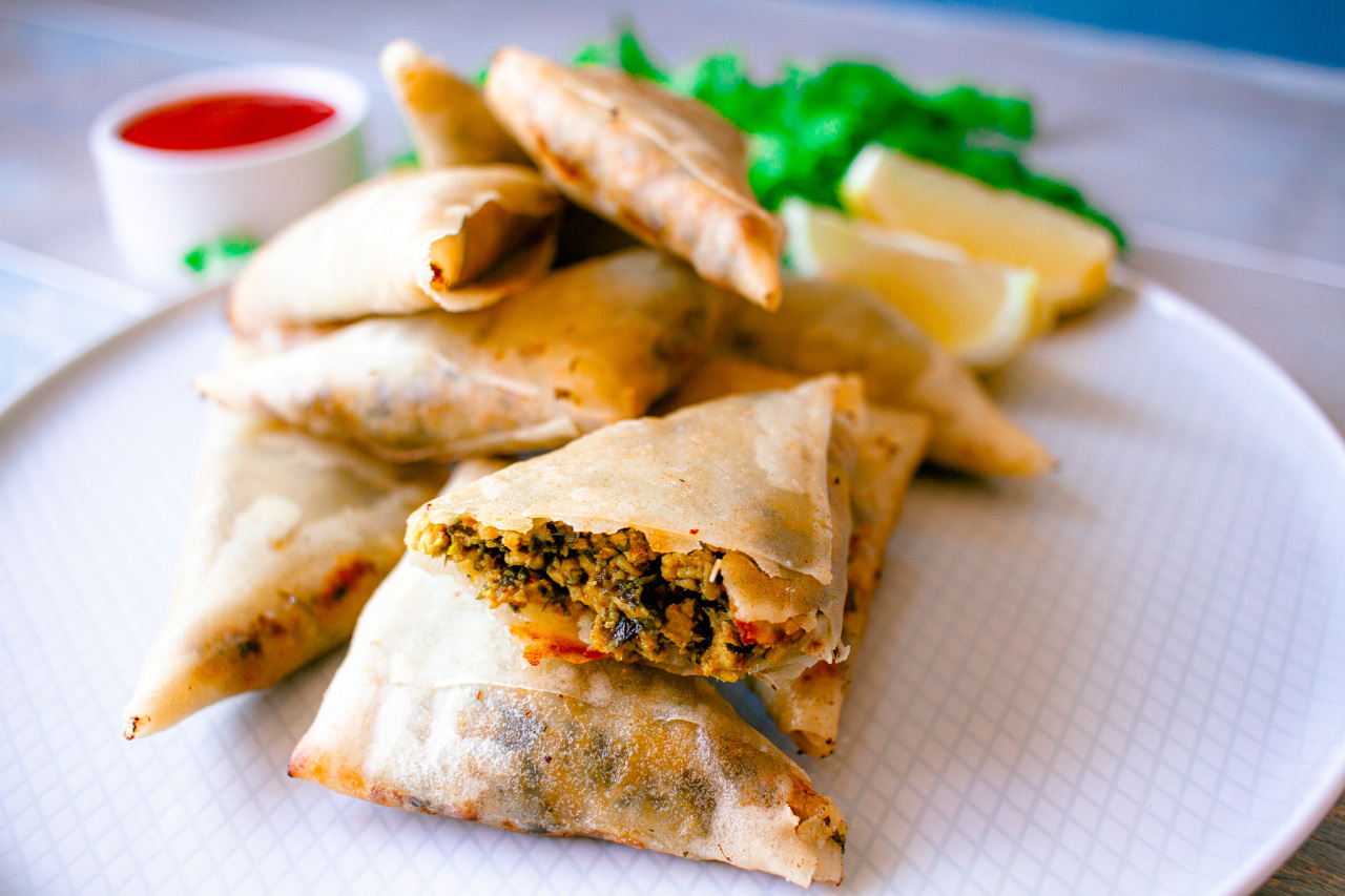 Chicken Samosa [2pcs]
