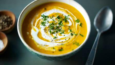 Mulligatwani Soup
