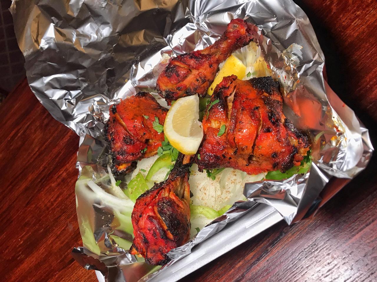 Tandoori Chicken - Half - GF