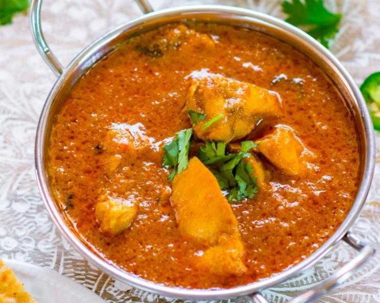Chef's Signature - Chicken Coconut Curry