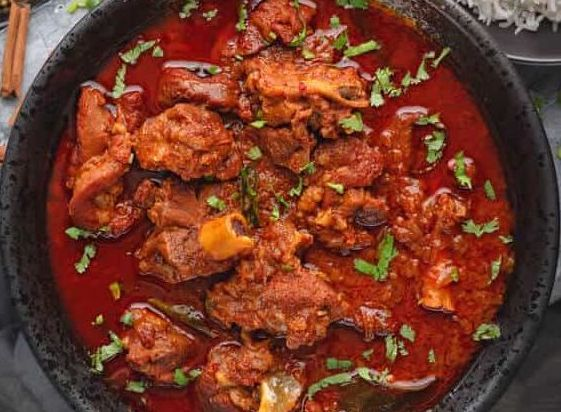 Lamb  Spicy Vindaloo