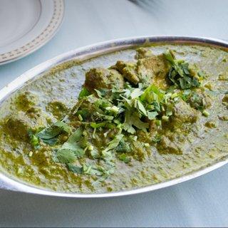 Lamb Spicy Haryali