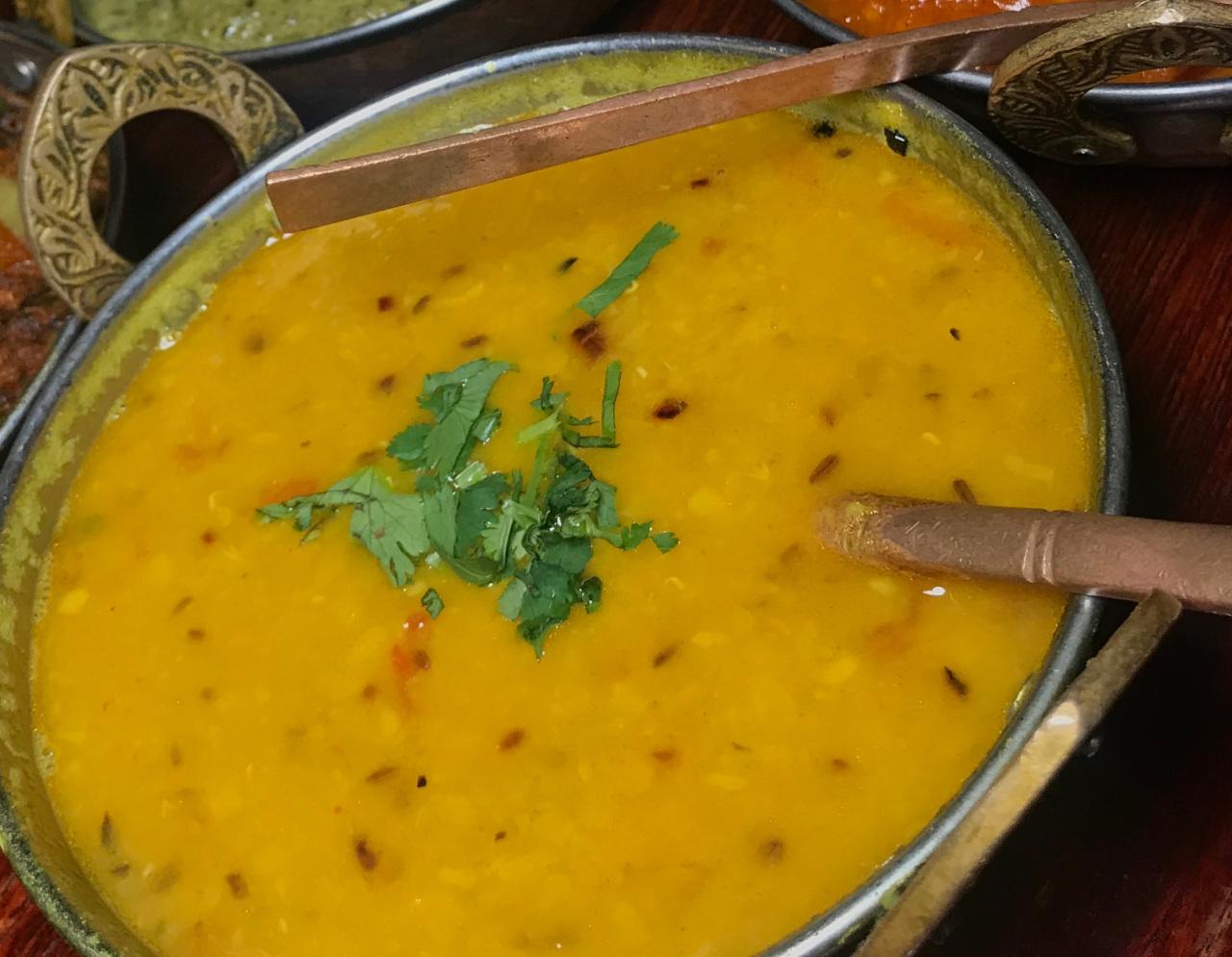 Dal Tadka (Yellow Dal) - GF