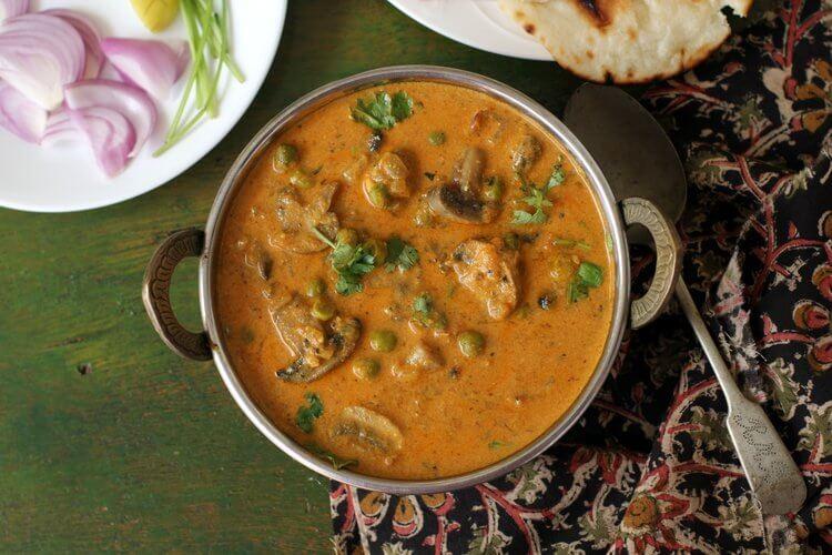 Mushroom Matter Curry - GF