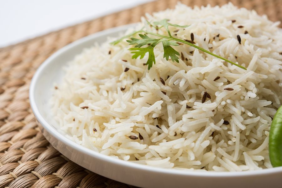 Aromatic Basmati Rice - Full GF