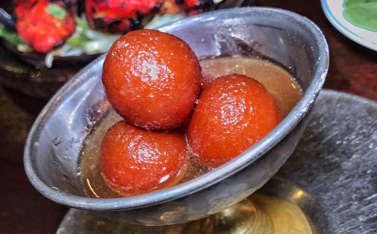 Gulab Jamun (2pcs)