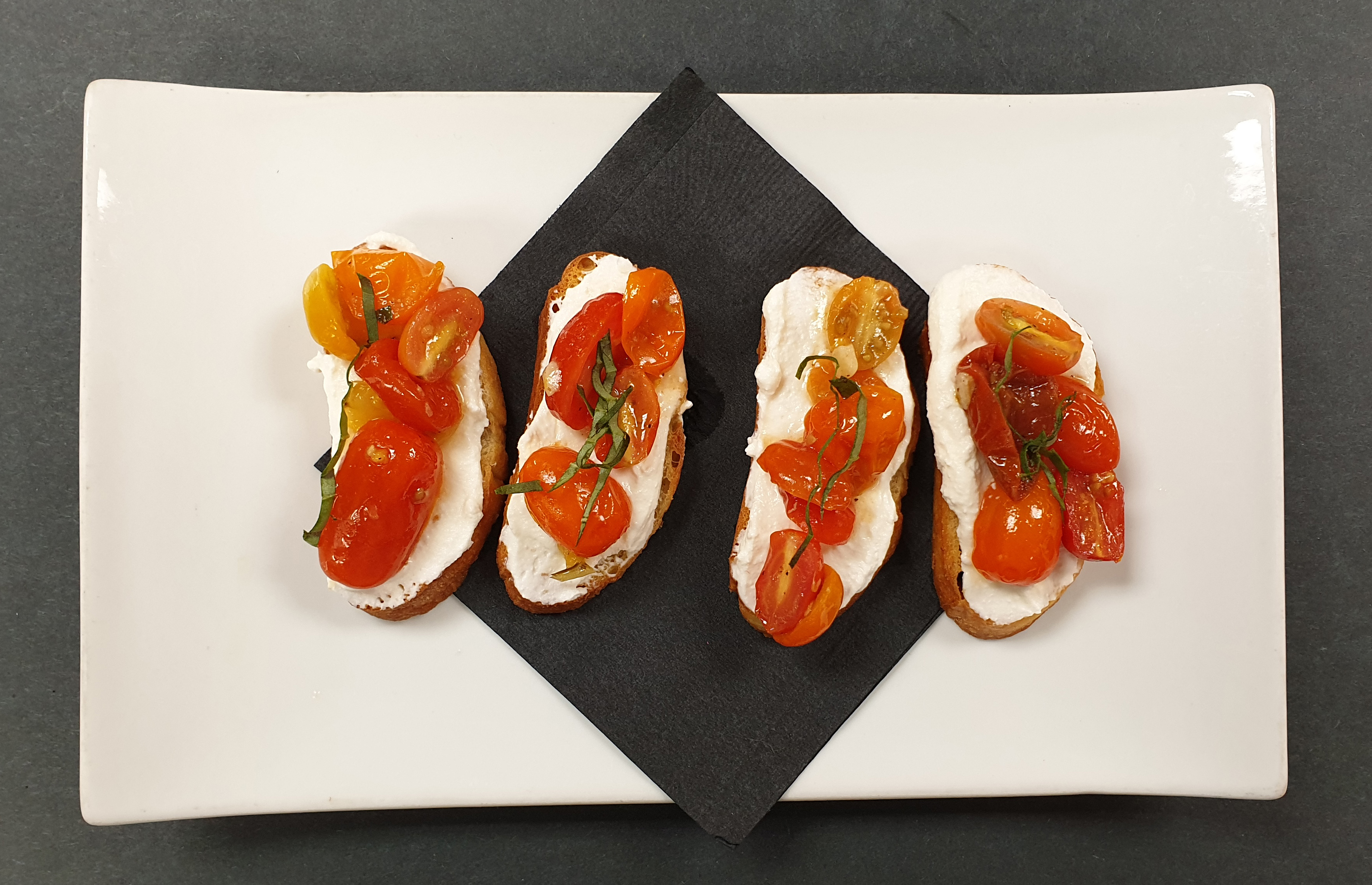Bruschetta VG (Dinner)