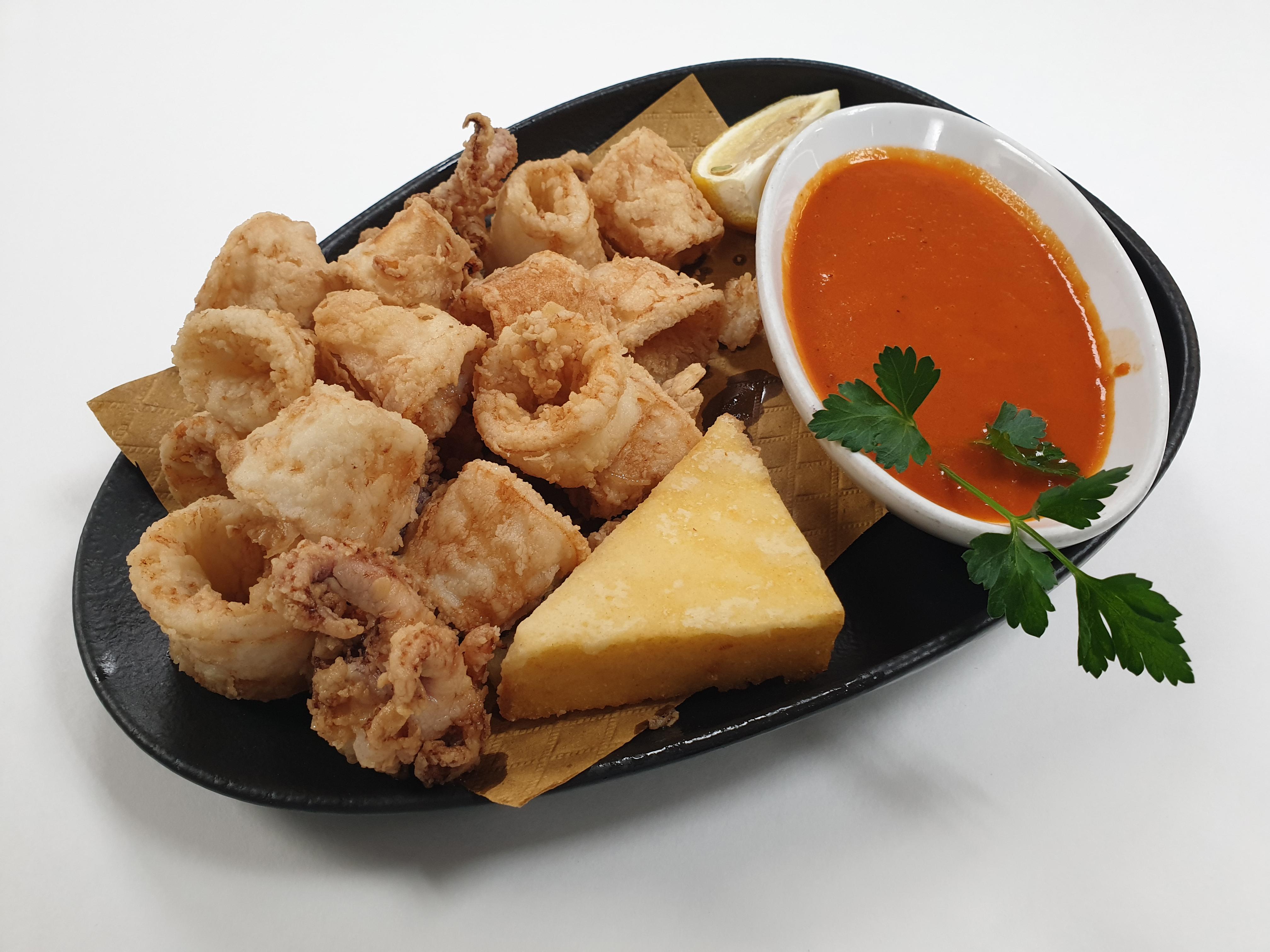 Crispy Calamari (Dinner)