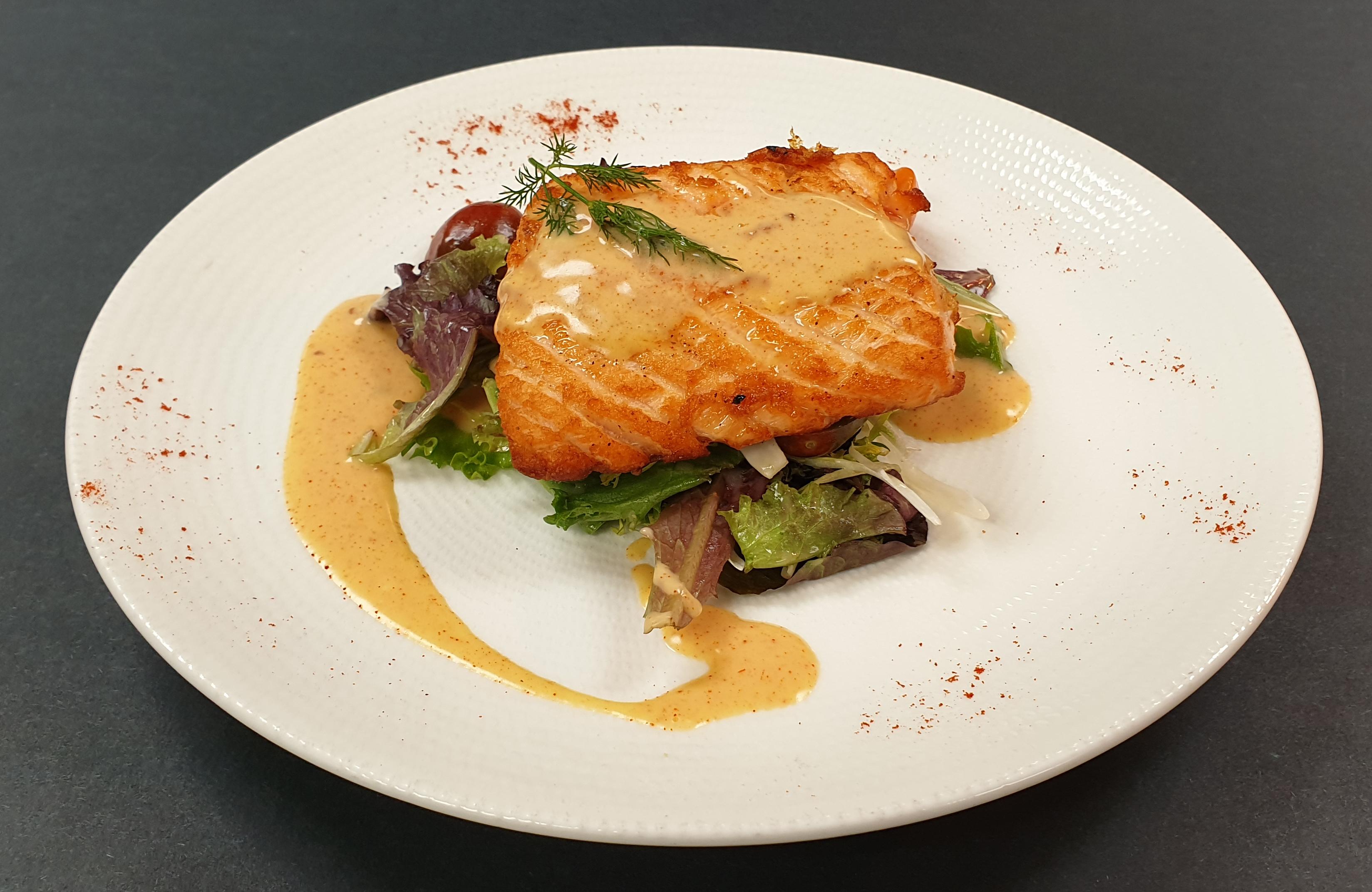 Salmone Noisette (Dinner)