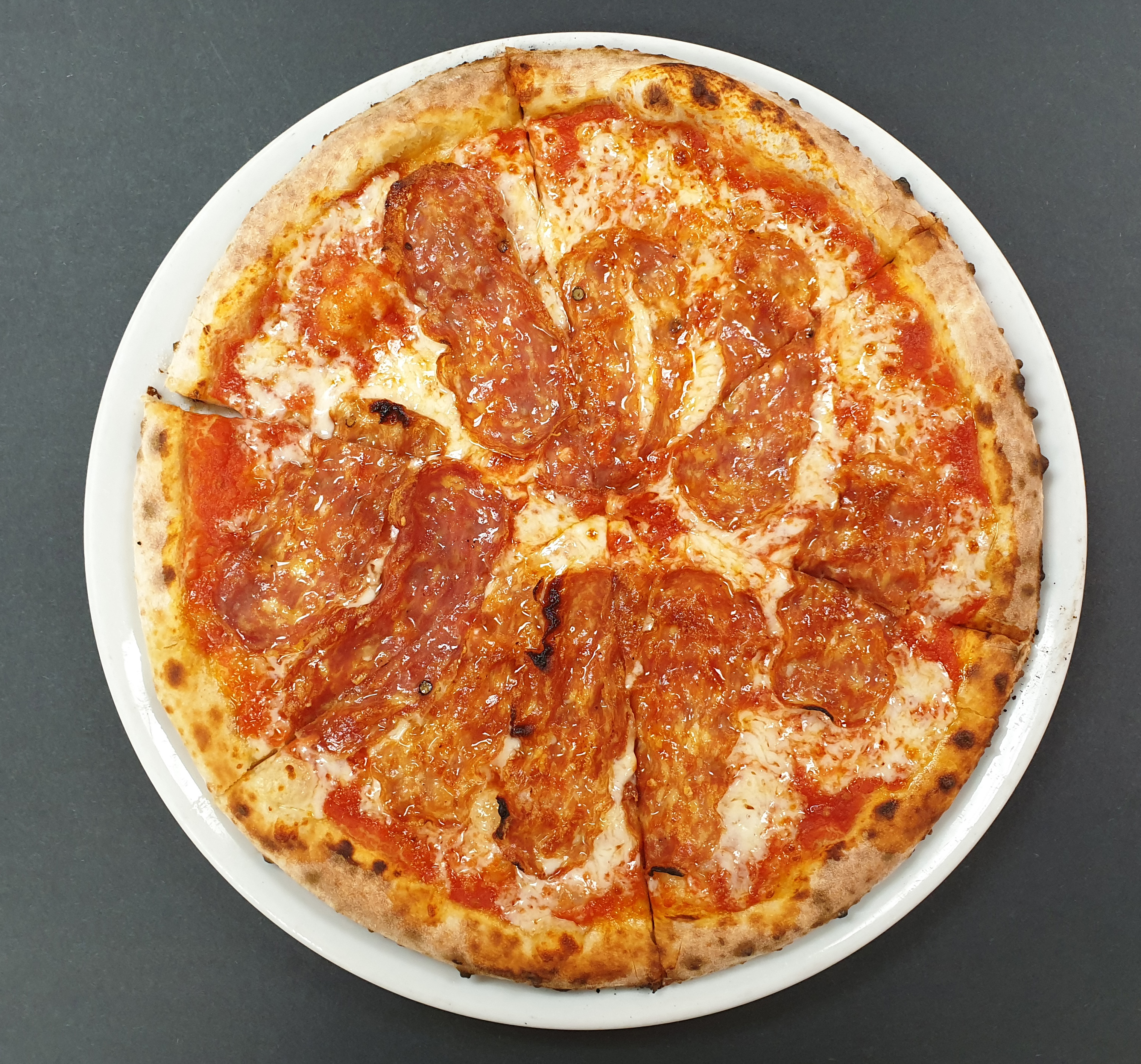 Salami Pizza (Dinner)